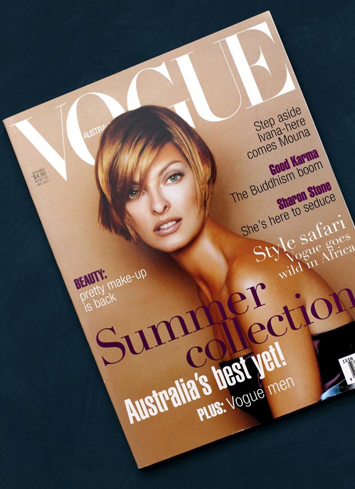 Vogue Australia 1996-1997