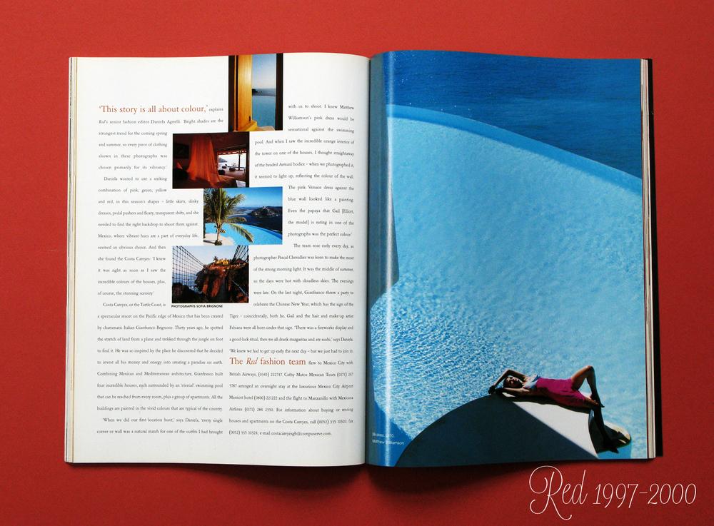 Red Magazine 1997-2000