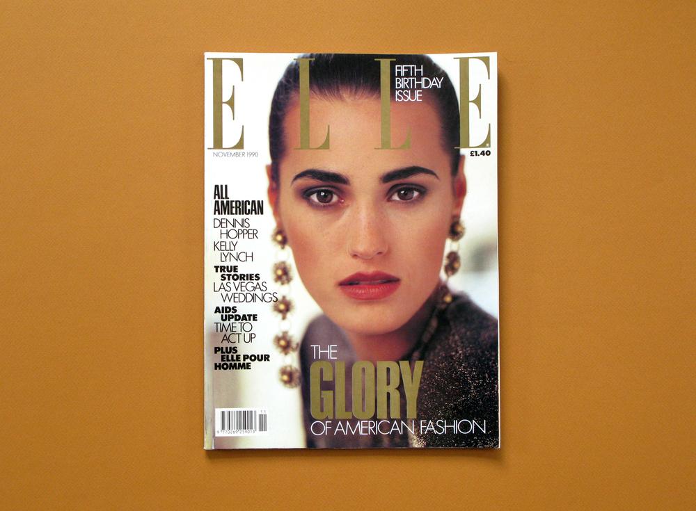 Elle 1989-1992