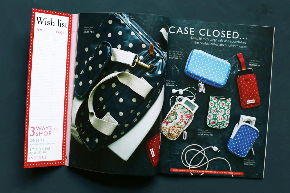 Cath Kidston magazine