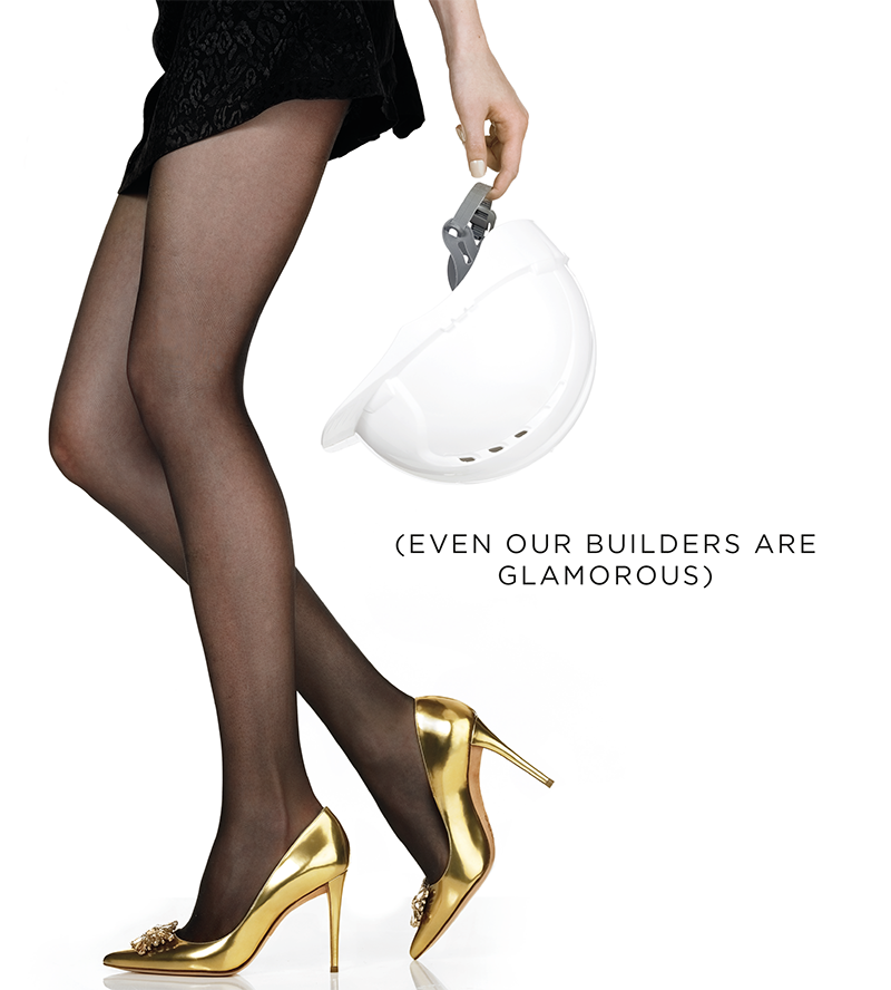 GINA Sloane Street windows