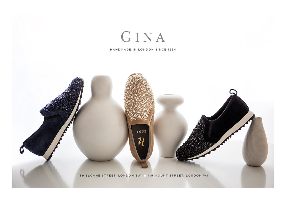 Gina Press Advertising