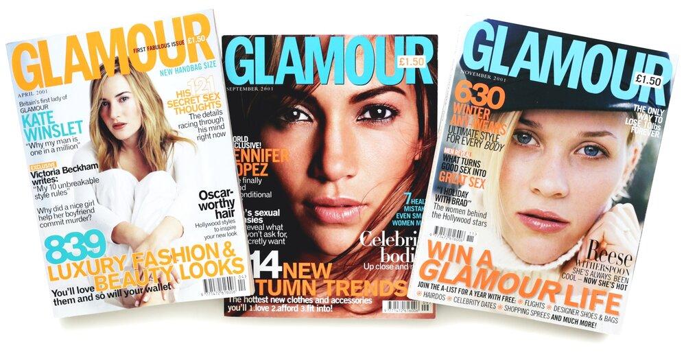 Glamour 2001-2004