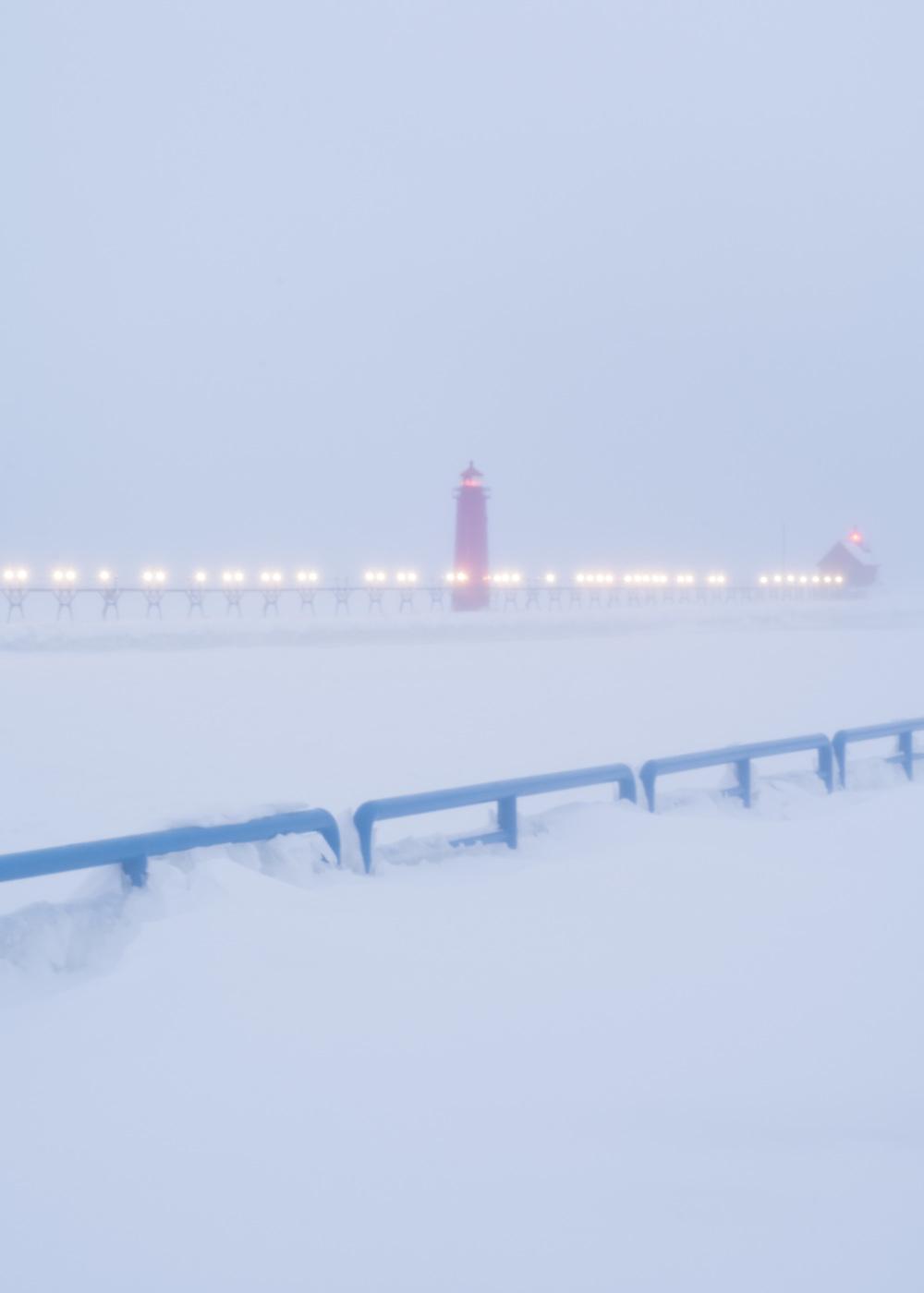Grand Haven Pier Series #3