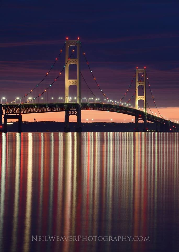 Mackinac Reflections