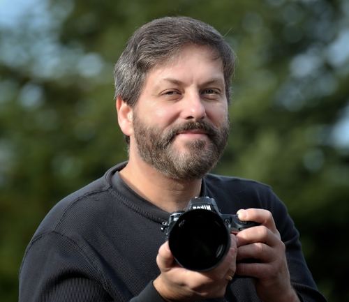 "John McCormick, AKA ""Michigan Nut Photography""."