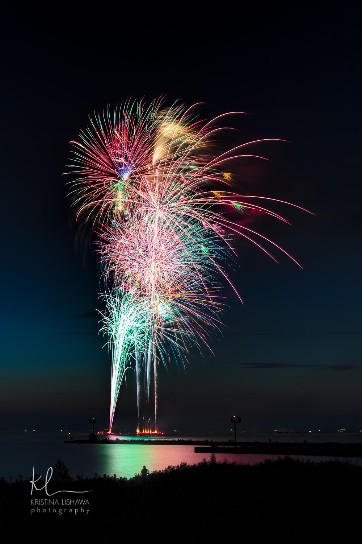 Frankfort Fireworks