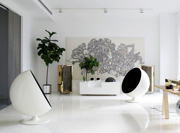 Nice ... Modern Interiors 5 ...