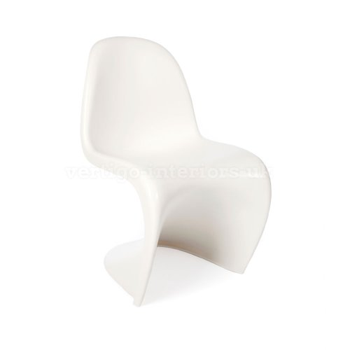 White 'Panton' Chair