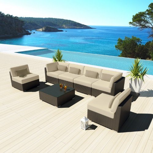 Wicker Outdoor Seating