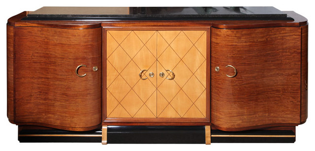 Detailed Wooden Sideboards