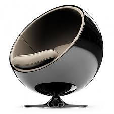 The Ball Chair by Eero Aarnio