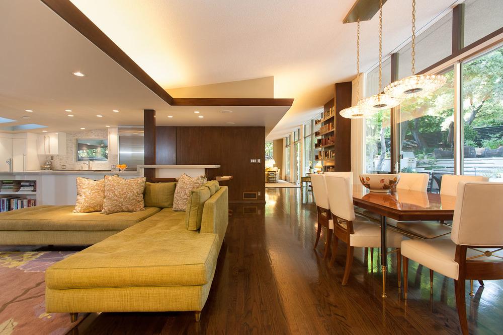 Mid Century Mod Affordable Interior Design Miami
