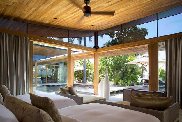 Tropical Affordable Interior Design Miami