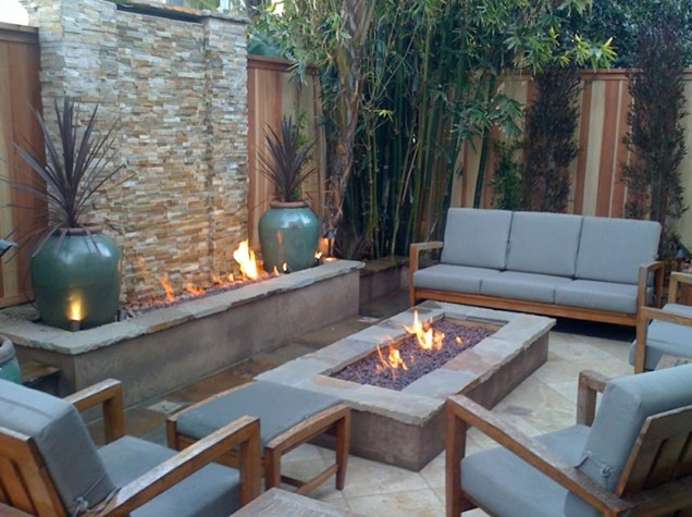 Exceptional Water U0026 Fire Features   Affordable Interior Design Miami U2014 Affordable Interior  Design Miami