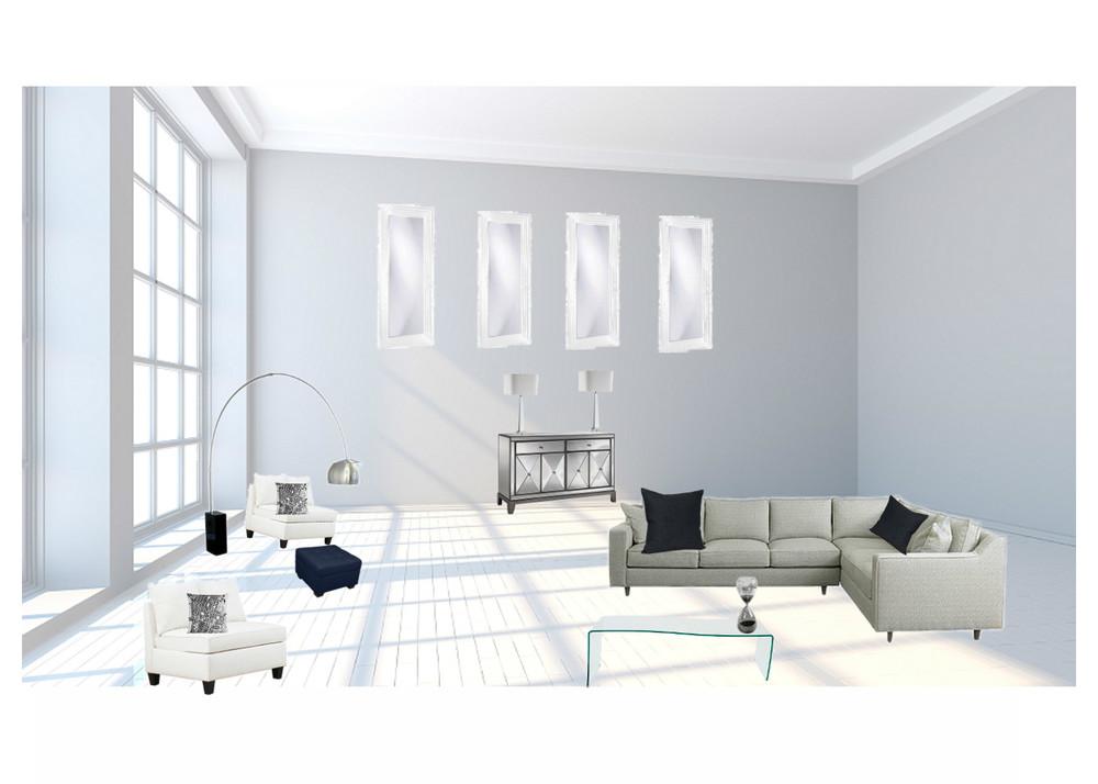 Living Room Configuration