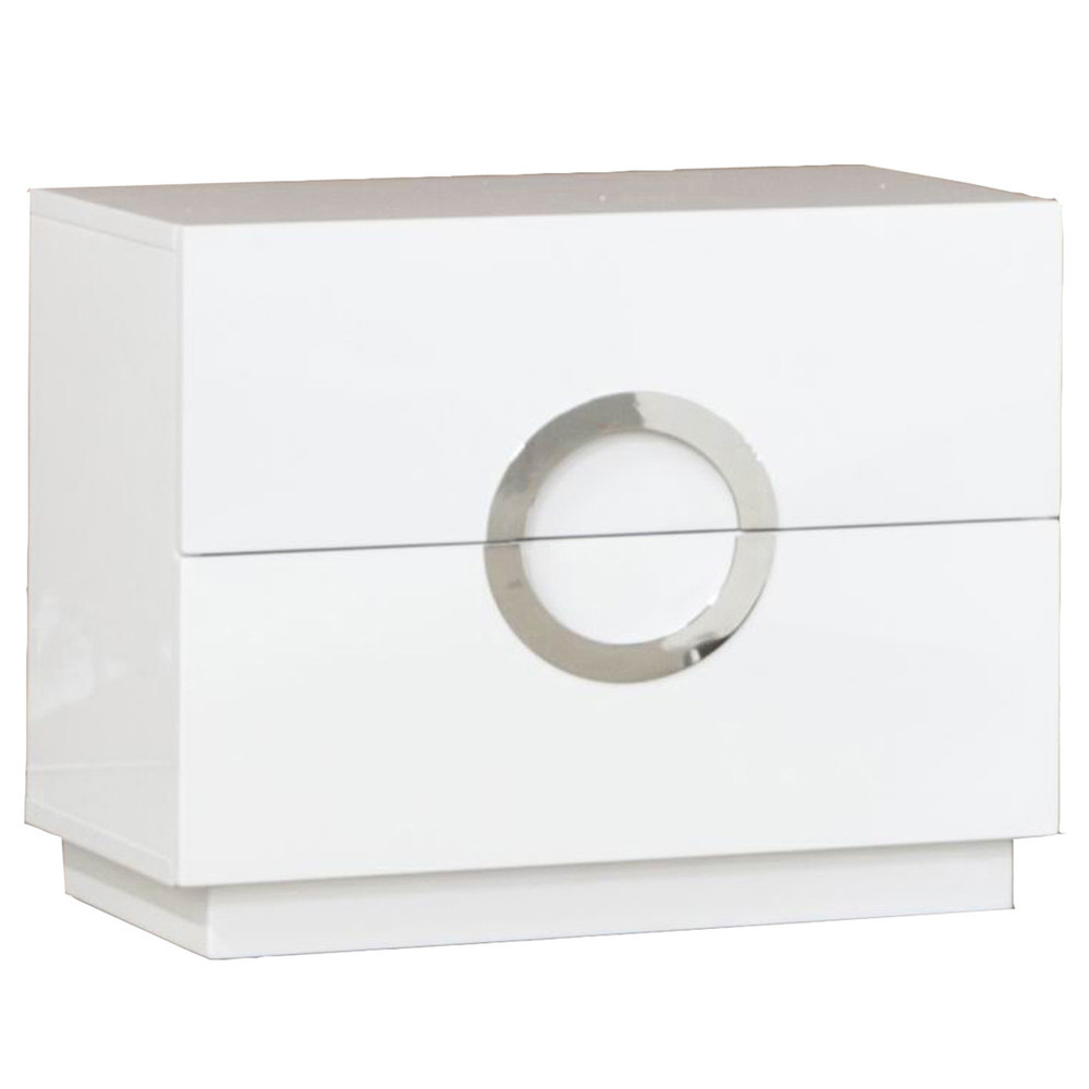 Whiteline Imports  Eddy 2 Drawer Nightstand   $399 / Need 2
