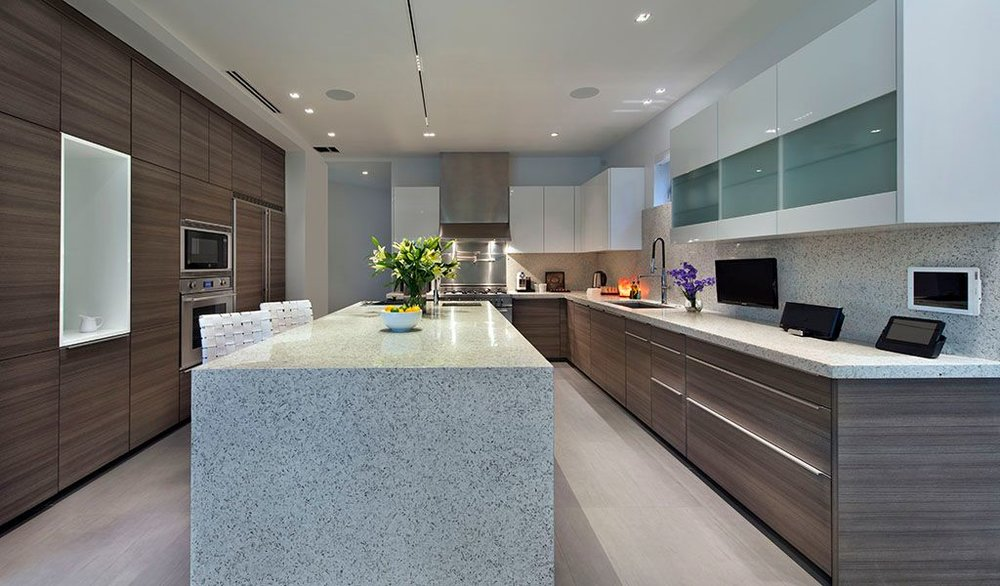 Incroyable Kitchen Design Miami