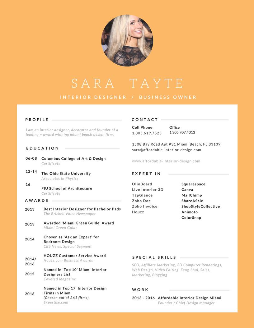 sara-tayte-resume