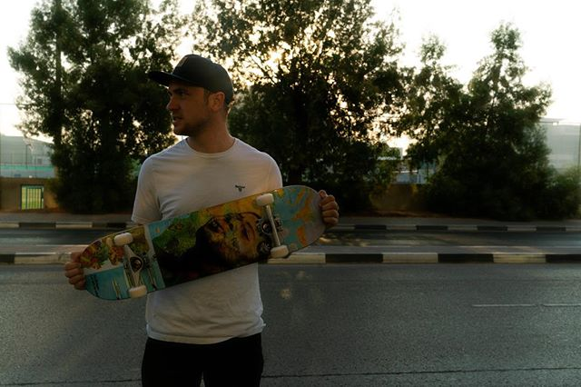 Skateboarding has given me a lot over the years.  It's time to give back to Skateboarding.