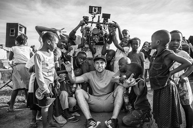 Feeling sad that this trip is now over, but buzzing on the fact that its the start of something special.  #goodcrew #mizungo #ugandaskateboardunion #skateboarding #filmmaking #charity #sonya7rii #freeflysystems #shotonred #blackandwhitephotography  #smallhd @skateaid 📸 @mattfarman