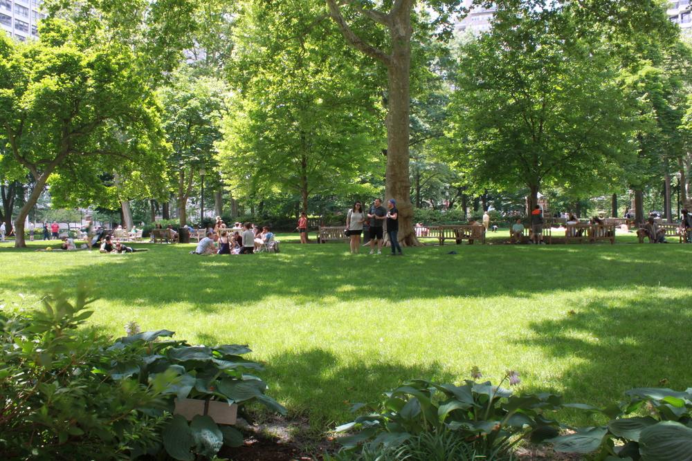 the park life