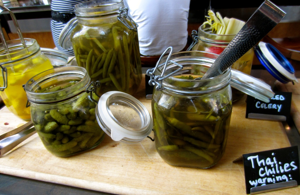 more pickled options of all kinds