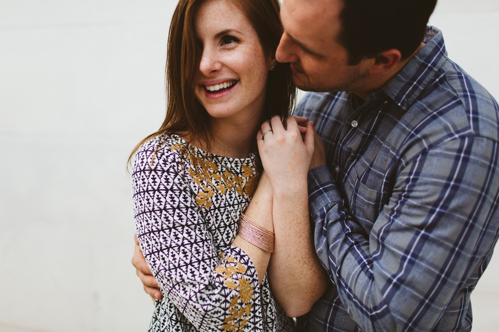 Collin & Paige // Engaged