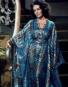 kaftans and curtains