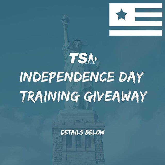 The Fourth of July is upon us next week! You know what that means? It's time for one of our semi annual giveaways! Winners will be chosen at random to receive one 10-12 week fully customized training program. You must meet the requirements of this post to qualify. These are valued at $200 and have no strings attached!  Steps to be eligible:  1. Follow the coaches (@bryce_tsa, @hani_tsa, @eric_tsa, @aydin_tsa, @joe_tsa) 2. Follow @thestrengthathlete (if you aren't already) 3. Tag at least 3 friends  4. Like this post The deadline is July 4th for entries. Winners will be announced in the following days.  Good luck :)