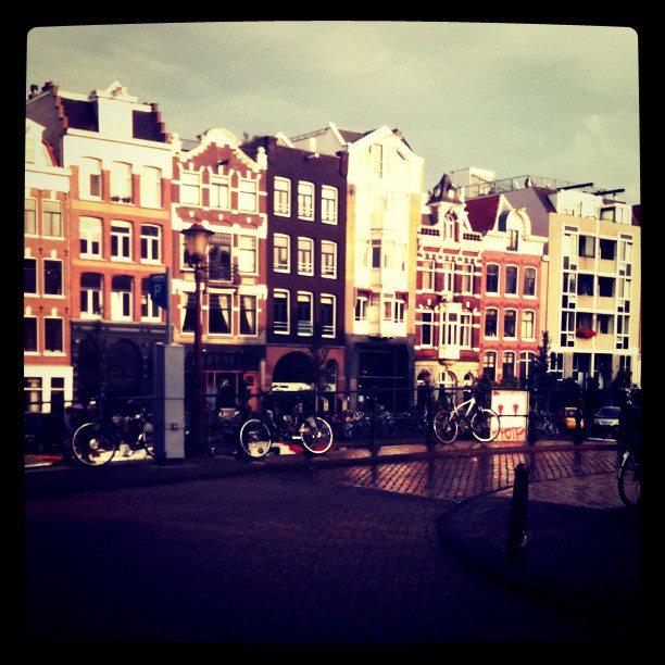 Amsterdam, The Netherlands, 2011. Photo by Shannen Garza.
