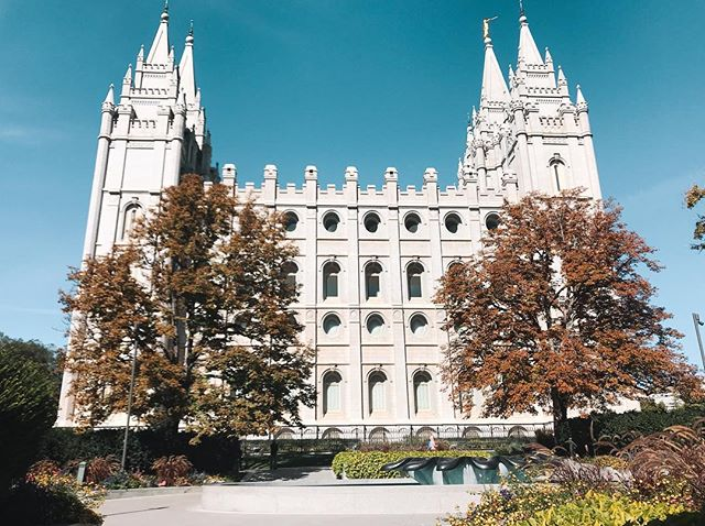 Felt so welcome visiting Temple Square while in Salt Lake City this past year. Tours were offered on the grounds for free in many languages and the architecture was absolutely beautiful. Definitely worth a visit!