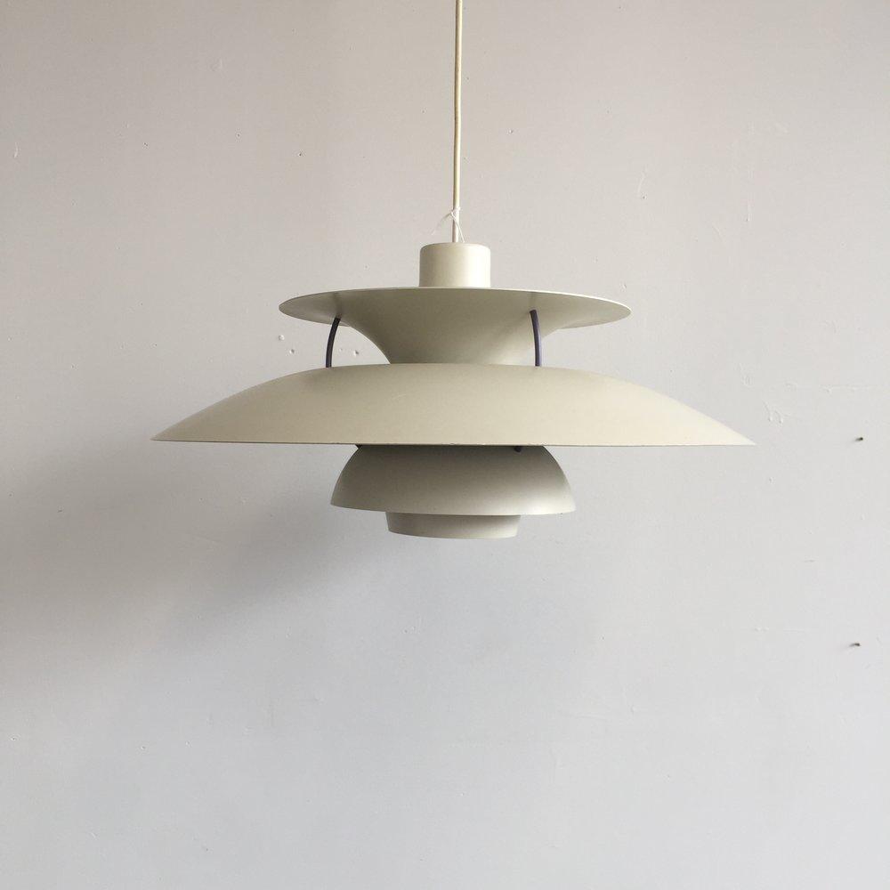 Vintage Danish Modern Louis Poulsen PH5 Pendant L& & Vintage Danish Modern Louis Poulsen PH5 Pendant Lamp u2014 Far Out Finds ...