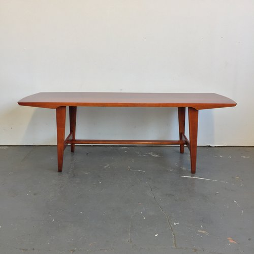 Vintage Danish Modern Rosewood Coffee Table