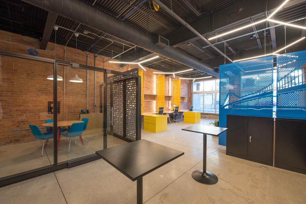 Elite Imaging System Detroit Office Interior Design