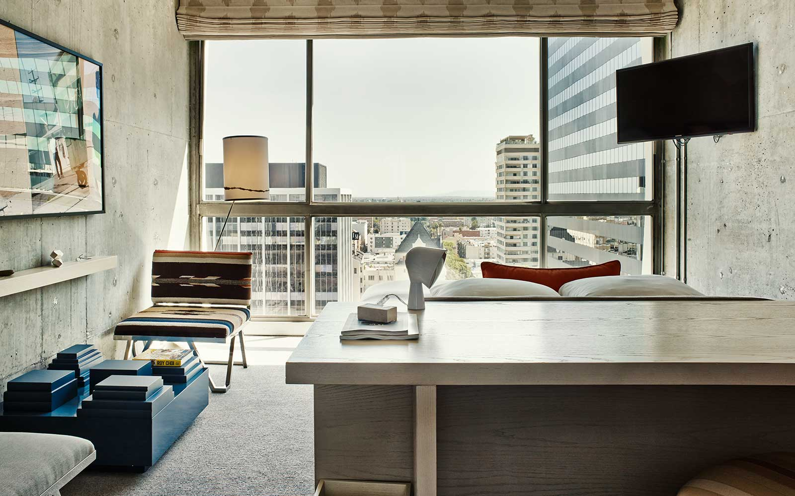 The Line Hotel Los Angeles spaces ] the line hotel, los angeles — nest | together