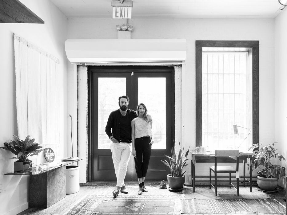 INTERVIEW | A CONVERSATION WITH MICHAEL & CAROLINE VENTURA of CALLIOPE'An enriching experience curated by Michael & Caroline Ventura, a couple whose boutique CALLIOPE is rooted in thoughtfulness, design and community...'