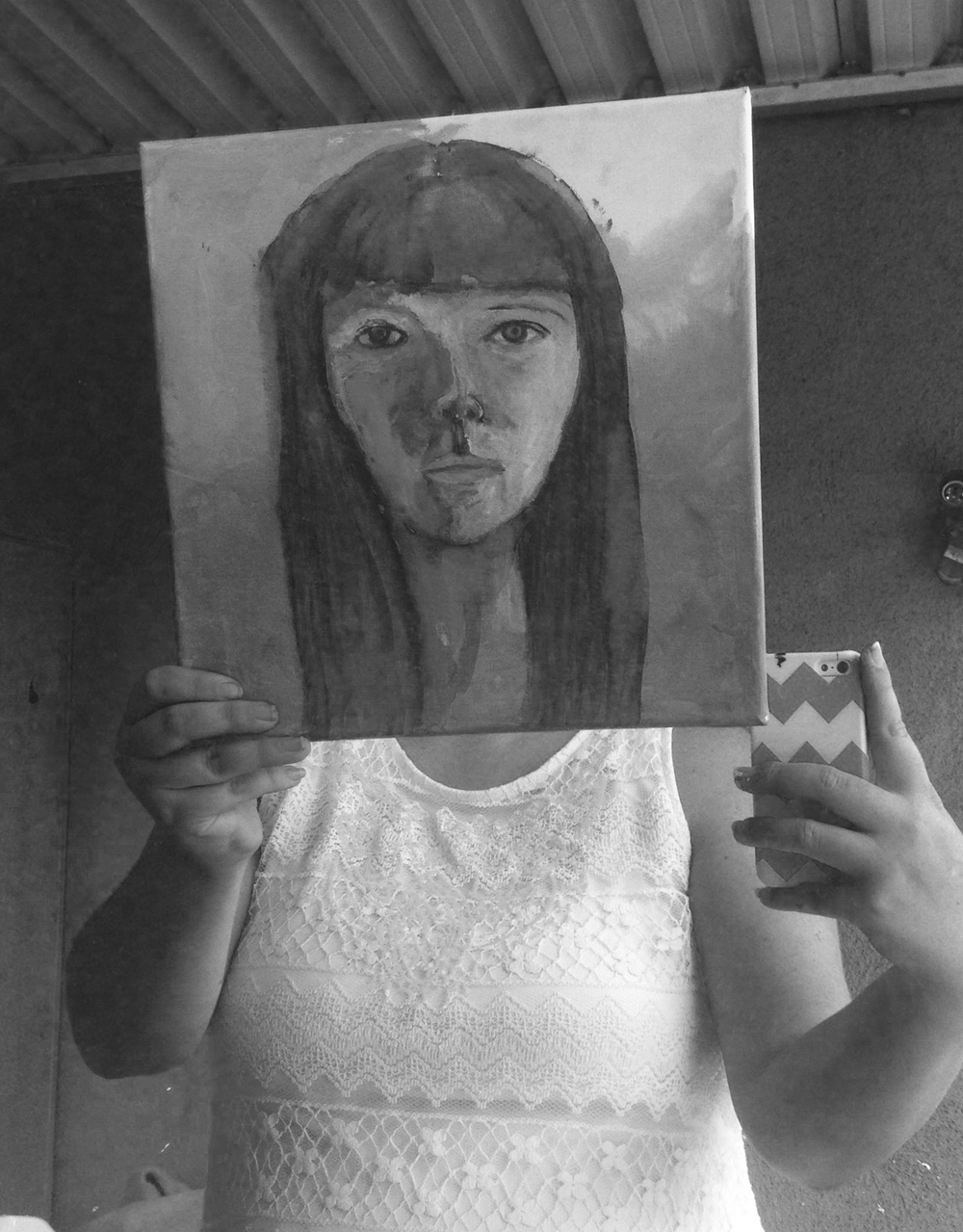 """SECRET AND RARE INCOGNITO PHOTO OF """"THE RUSTY ARTICHOKE"""""""