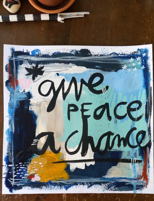 Colour palette from Basquiat's Slave Auction