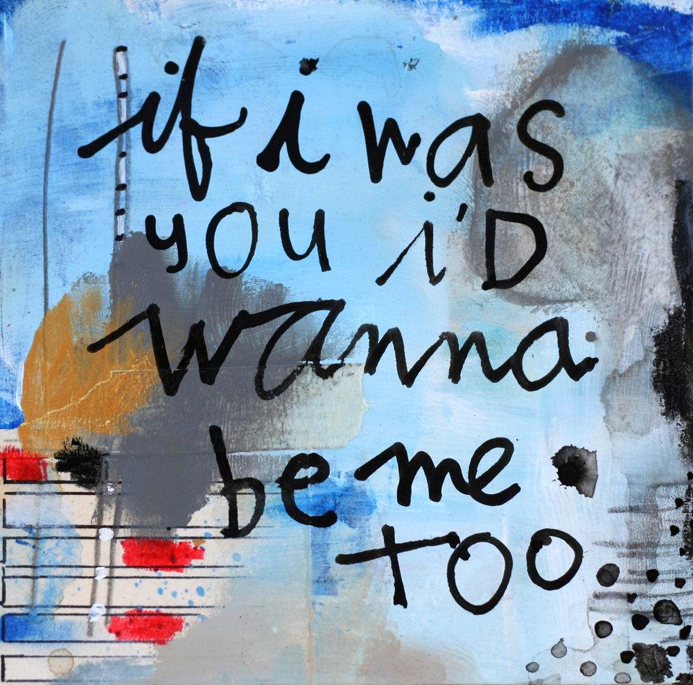 MessyCanvas on Musically.*Song Lyrics -Meghan Trainor | ART AVAILABLE.