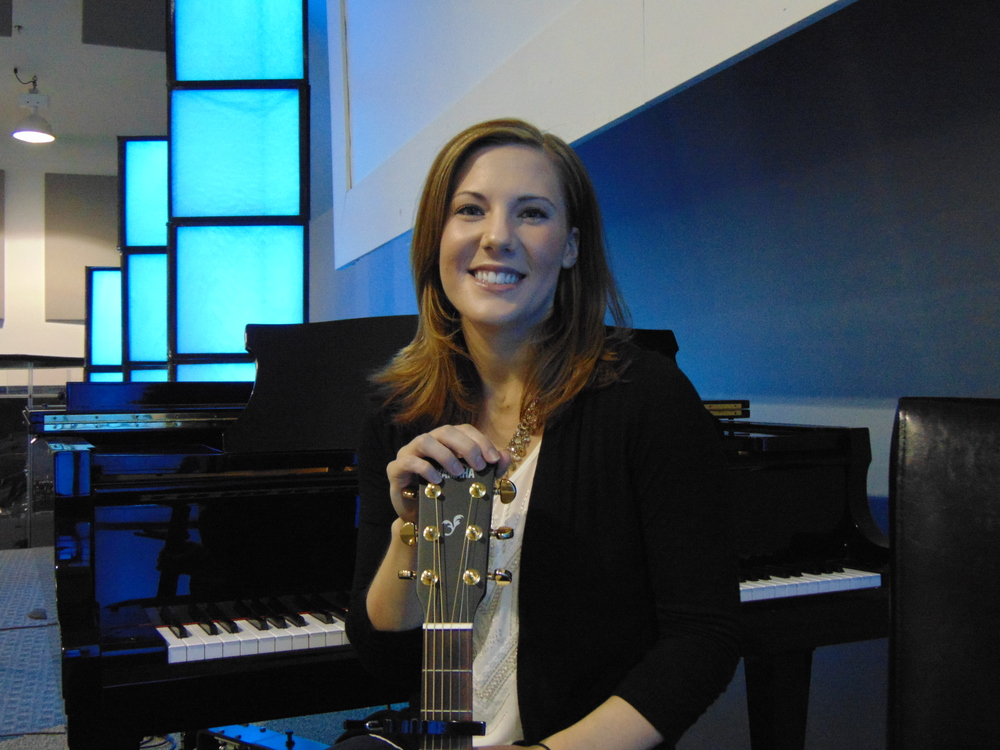 Whitney Pittman   - Worship Assistant