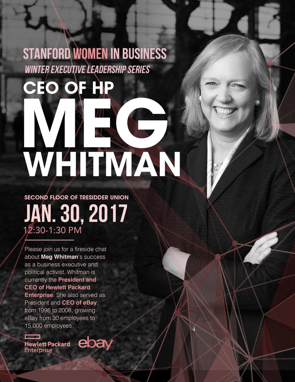 meg whitman transactional leadership