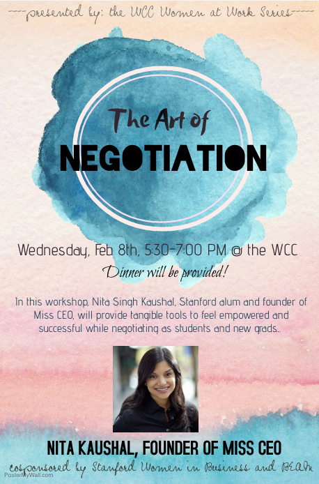 WCC Art of Negotiation