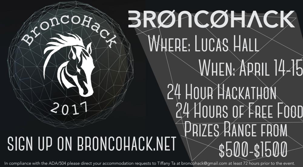 BroncoHack