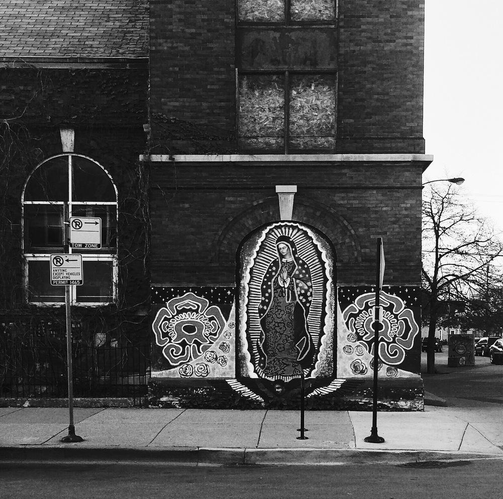 Pilsen,Chicago. 2015.