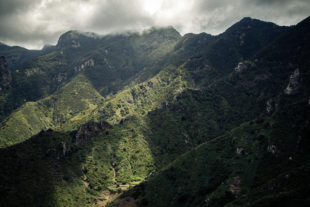 Anaga, Tenerife, Canary Islands