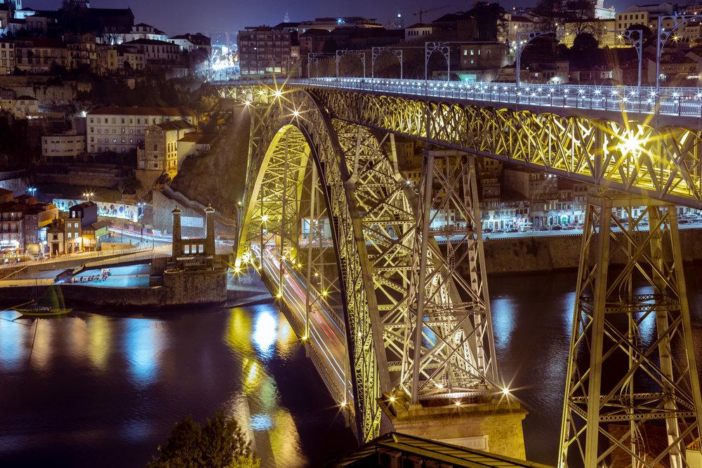 Ponte D. Luis I, Porto, Portugal