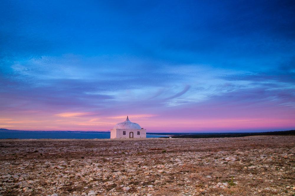Ermida da Memória, Cabo Espichel, Portugal