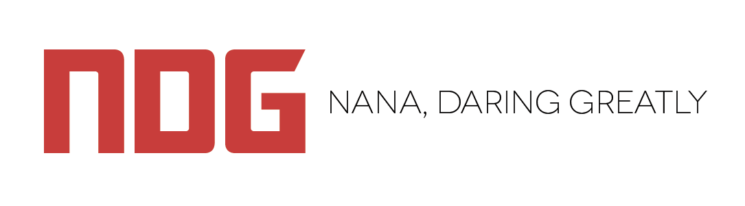 NANA, DARING GREATLY