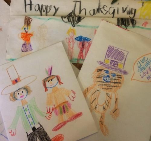 Thanksgiving Bromance